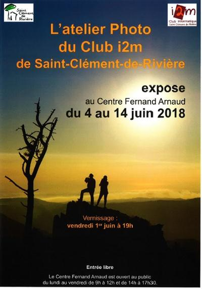 Exposition Atelier Photo du Club I2M