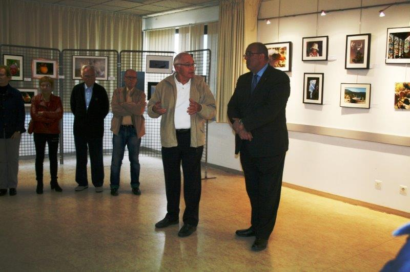 Exposition de photographies de l'association I2M